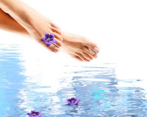 Wellness für Füße