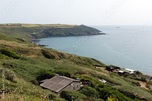 Rame Head and Polhawn Whitsand Bay Cornwall