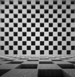 grey chess room
