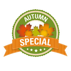 Autumn-Button: Special