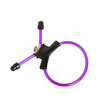 Purple lasso ring for erection extension