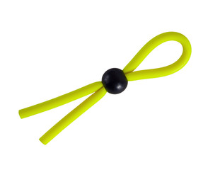Yellow lasso for erection extension