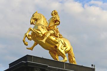 August der Starke - historisches Dresden