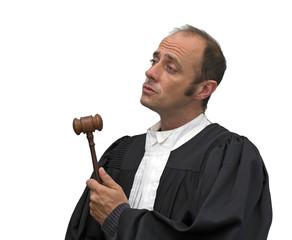 court man