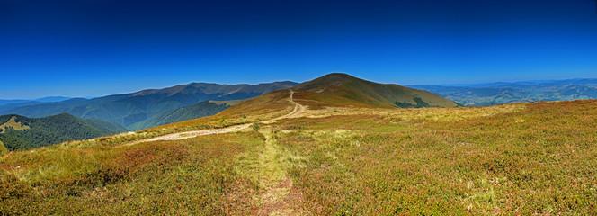 Borzhavskogo range.