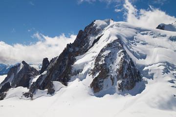 Mont Blanc du Tacul