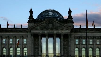 Reichstag - Berlin - Time Lpase