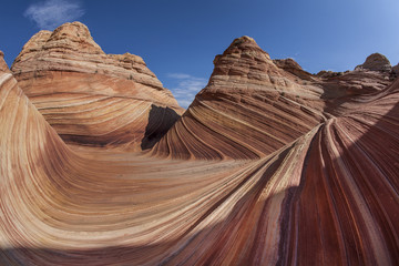 The Wave in Utah