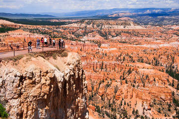 Inspiration Point, Bryce Canyon, Utah, USA