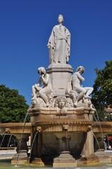 Fontaine Pradier, Nîmes