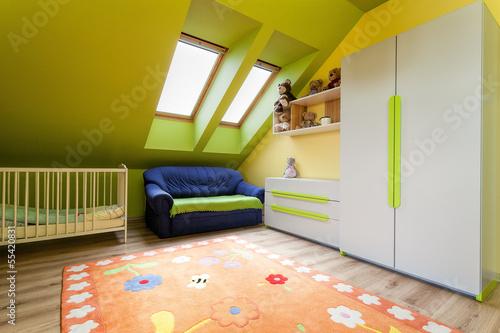 Urban apartment - child's room