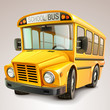 School bus vector illustration - 55421073
