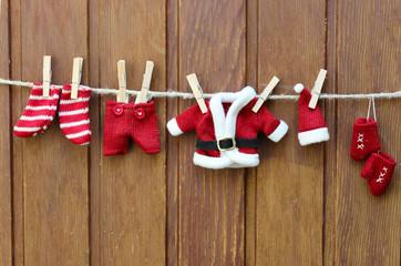 Christmas on the line