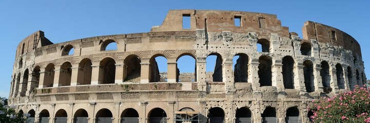 Colosseo wide