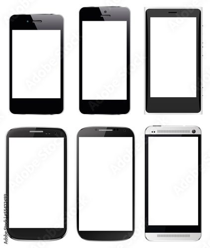 Smartphone Mobile Device Collection