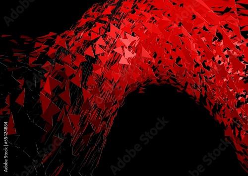 Fototapeten,hintergrund,explosion,3d,render
