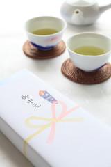 お中元とお茶