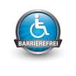 Barrierefrei - Button