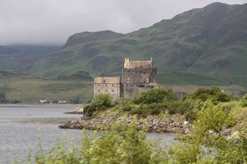 Ecosse Urquhart Castle 1