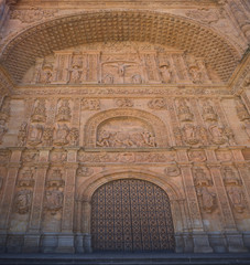 San Esteban's convent, Salamanca, Spain