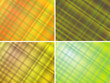 Four abstract vector backgrounds