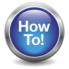 Blue How to! button