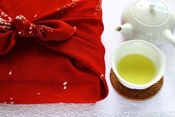 お歳暮と緑茶