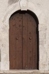 porta portone vecchio paese