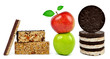 Muesli Bars with apple