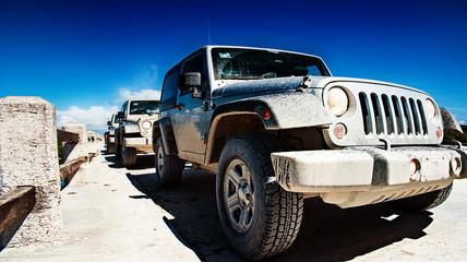 jeep messico