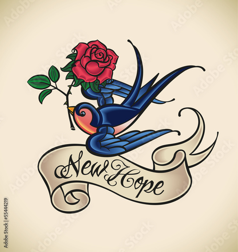 Swallow brings new hope