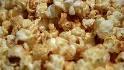Popcorn background video