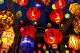 Chinese, India, sri lanka and vietnam lanterns.