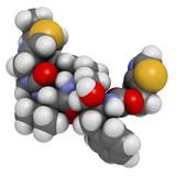 Ritonavir HIV drug (protease inhibitor class)
