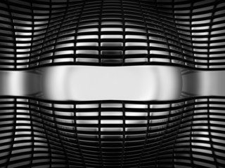Luxury steel abstract background