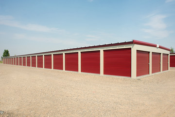 Storage Unit Facility