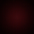 Grille background -red