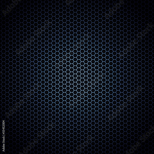 Grille background-blue