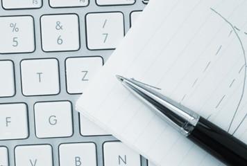 Tastatur, Stift, Note