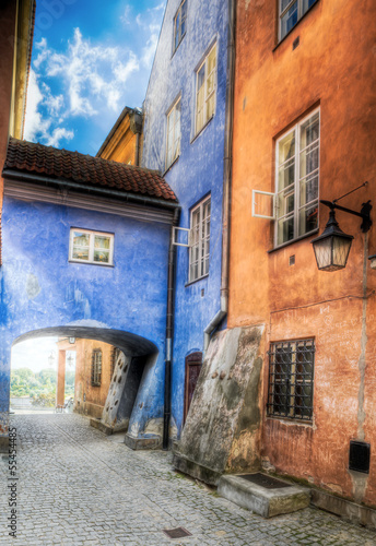 Warsaw - Old Town © 4th Life Photography