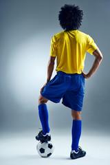 soccer man challange