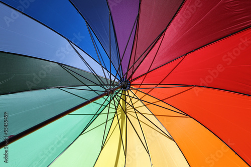 canvas print picture bunt