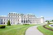 Belvedere Palace, Wien, Austria