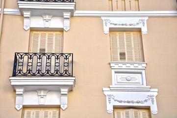 Edificios de Madrid, balcones con estilo