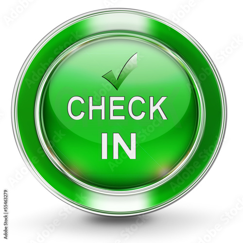 Button Check IN