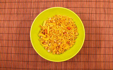 Snack Bombay Mix.