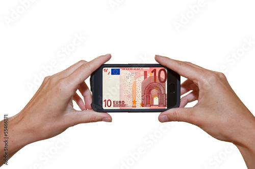 10 Euro - Smartphone