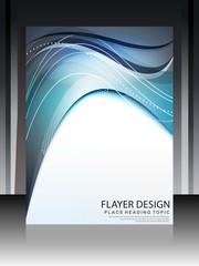 Digital Wave Flayer Design