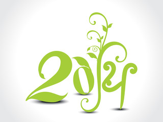 Eco Design For New Year