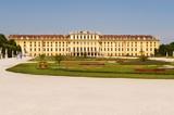 Schoenbrunn Palace  Vienna, Austria